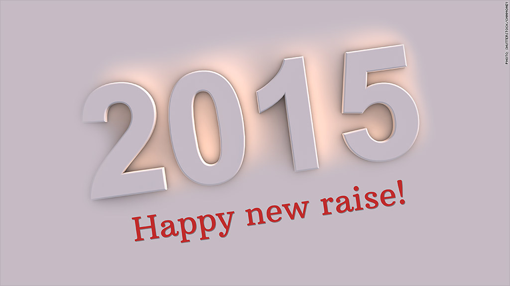 new raise 2015