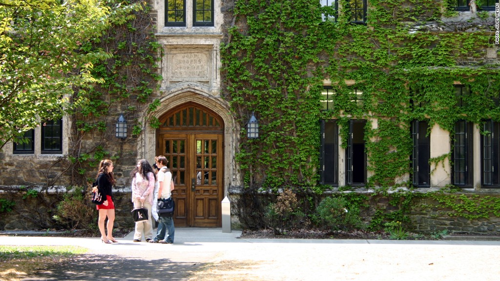 Bard College 62 012 10 Most Expensive Colleges Cnnmoney
