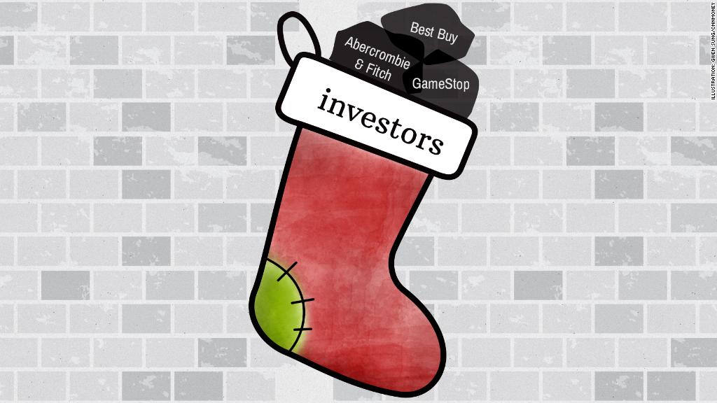 coals for investors
