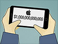 Apple could be America's first $1 trillion company