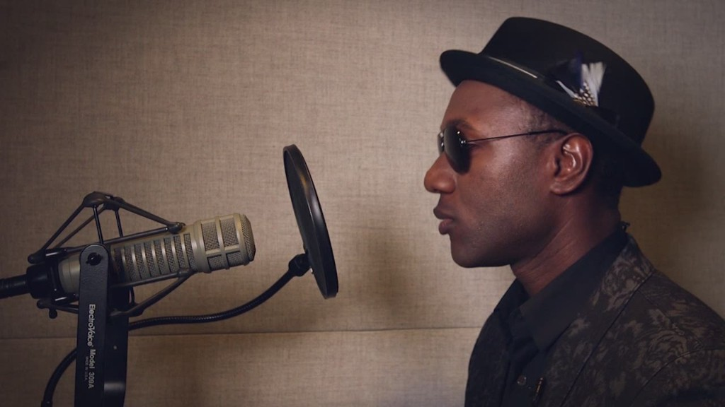 Aloe Blacc to Spotify: Pay songwriters more