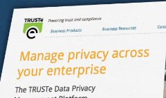 FTC fines TRUSTe over privacy seal