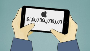 Will $1,000 iPhone = $1 trillion value for Apple?