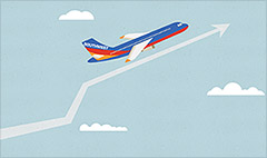 Southwest Airlines is saving billions on fuel