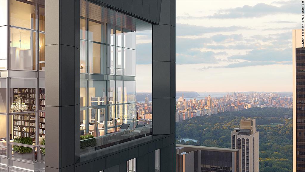 NYC's multimillion housing boom
