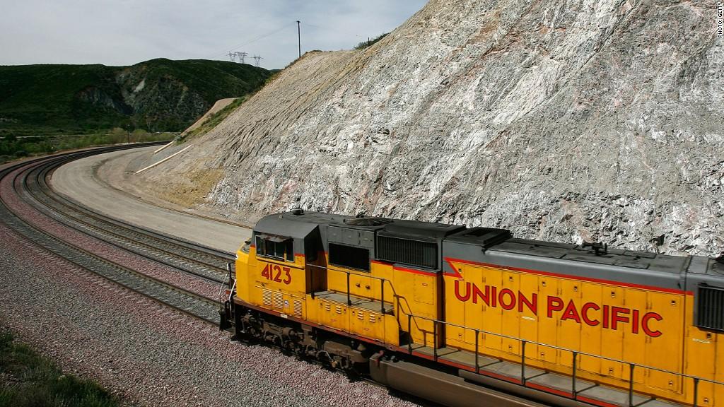 stocks to buy Union Pacific