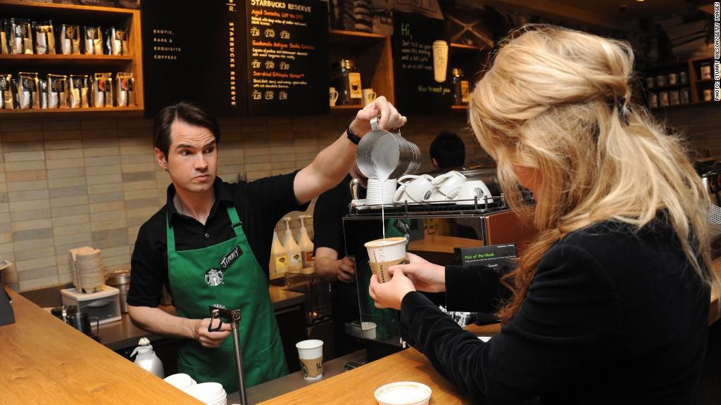 Starbucks growth