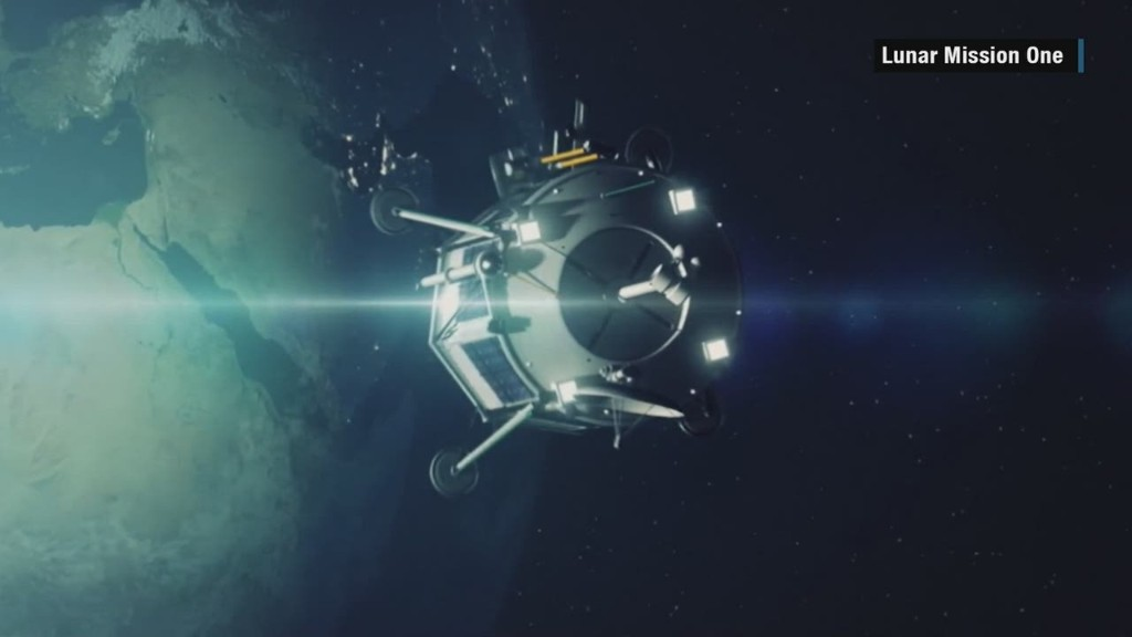 Fund a mission to the moon on Kickstarter