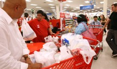 Target customers and profits are back after hack