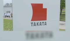Few answers from recalled airbag maker Takata
