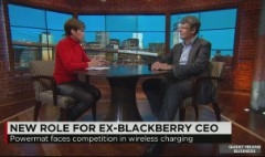 What's next for ex-CEO of Blackberry?