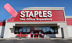 Staples boost profits by shutting 170 stores