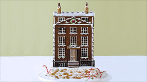 This gingerbread house can be yours for $78,000