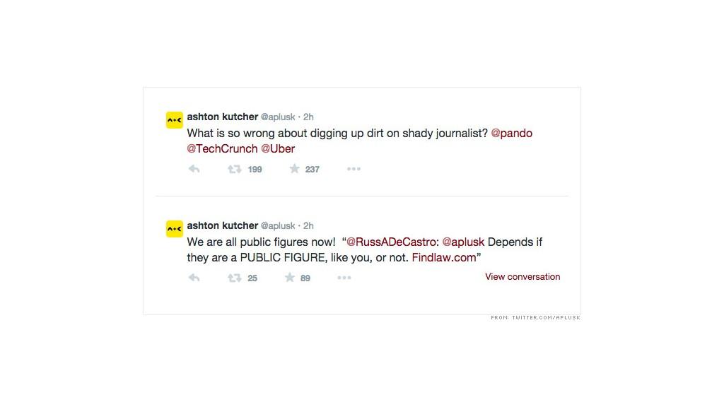 kutcher tweets 1