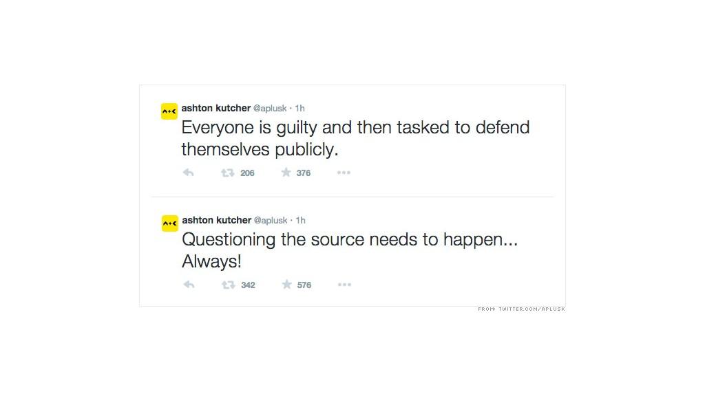kutcher tweets 3