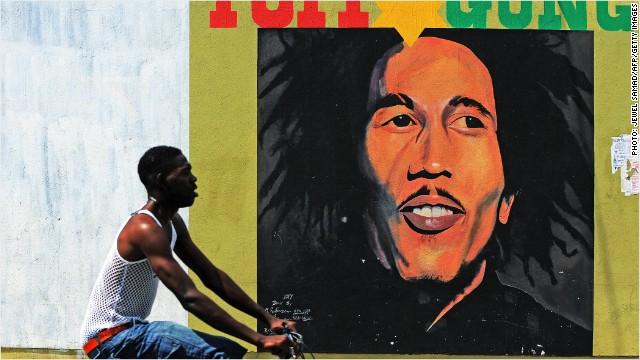 Bob Marley venderá marihuana desde la tumba