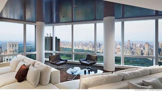 Surprise nyc is getting more unaffordable new york york for Penthouses for sale in manhattan