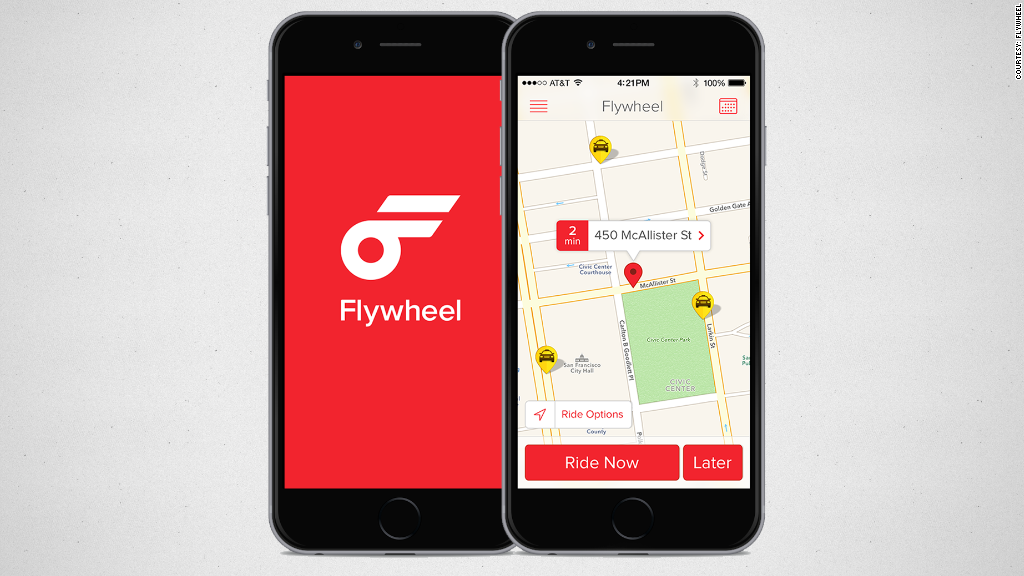 flywheel app