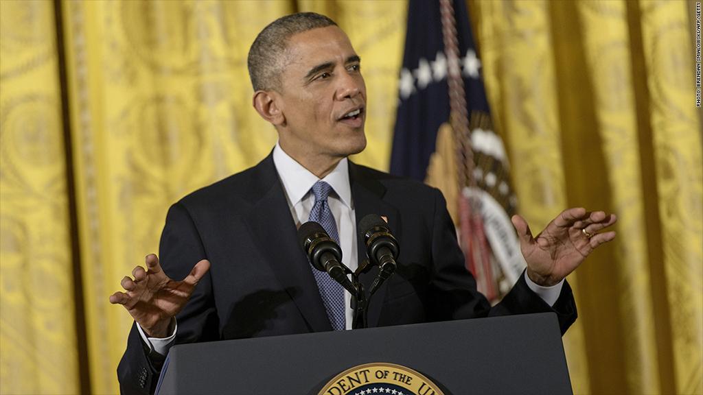 obama speech