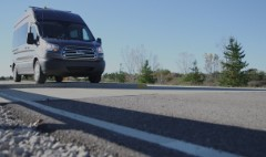 Bumpy ride for Ford's car-testing robots