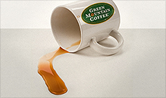 Bad coffee: Keurig Green Mountain stock plunges