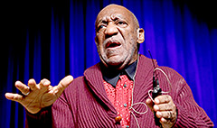 Fans cheer Bill Cosby at Florida performance