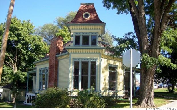 Louisiana Mo Big Historic Homes For A Bargain Price