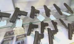 Gun sales soar near Ferguson