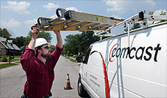 Comcast to let customers track and rate technicians with new app