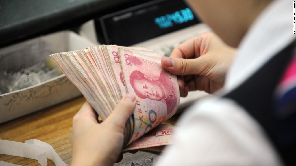 china money central bank