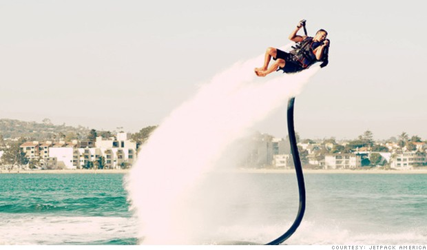 Why I quit JPMorgan to start a jetpack business