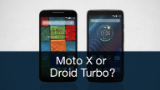 Moto X vs. Droid Turbo: Which Droid should you buy?