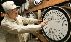 Japan rivals Scotland in race for best whisky