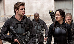 'Hunger Games' disappoints at box office