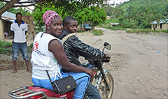 On the front lines of the Ebola crisis