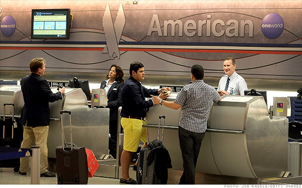 Air fare is still going up, even as costs go down