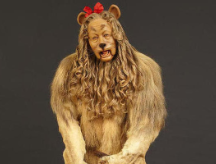 Real cowardly lion costume - photo#28