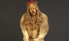 'Cowardly Lion' costume sells for $3.1M