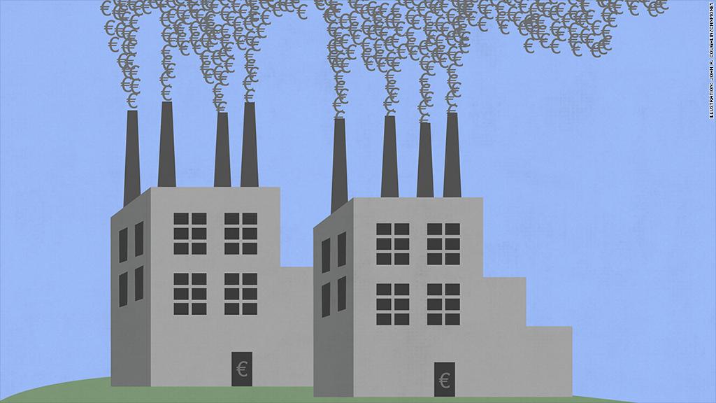 european pollution costs