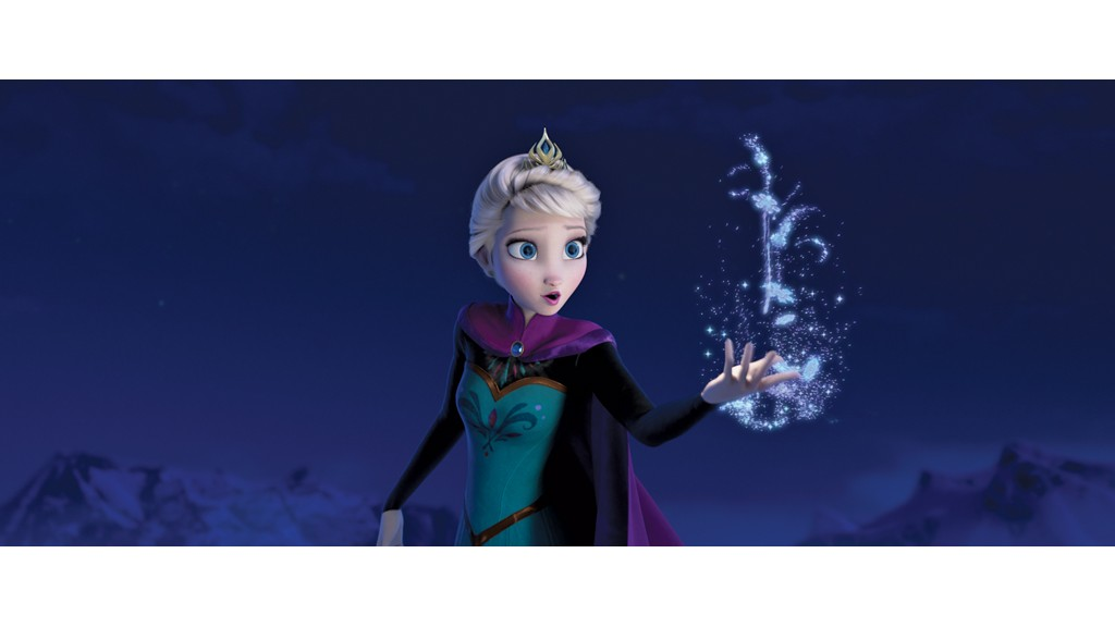 'Frozen' ices out Barbie as top toy