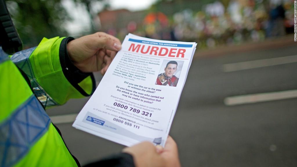 lee rigby murder