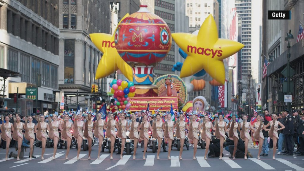 See Macy's $5B Thanksgiving Day Balloons