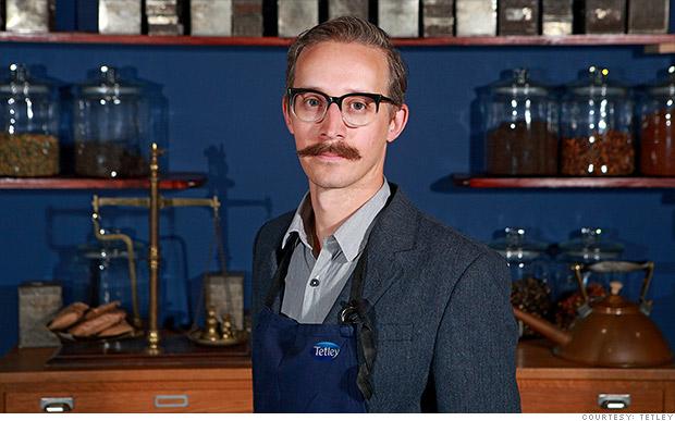 Tetley insures taste buds of its $1.6 million 'tea tester'