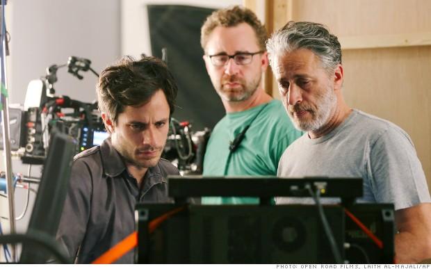 Jon Stewart's 'Rosewater' underwhelms at box office