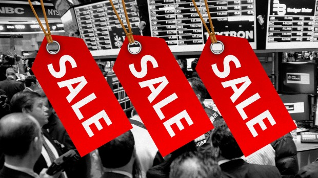 How to bargain shop for stocks