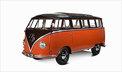 VW Bus sells for a groovy $235,000