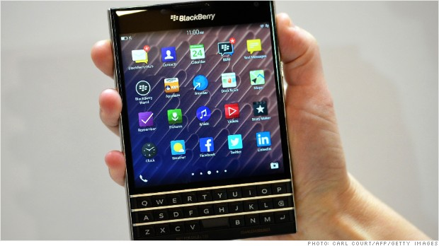 BlackBerry will buy your iPhone