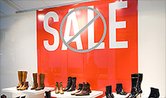 Shoppers say 'no' to Black Thursday