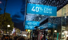Black Friday: Europe's stores educate shoppers