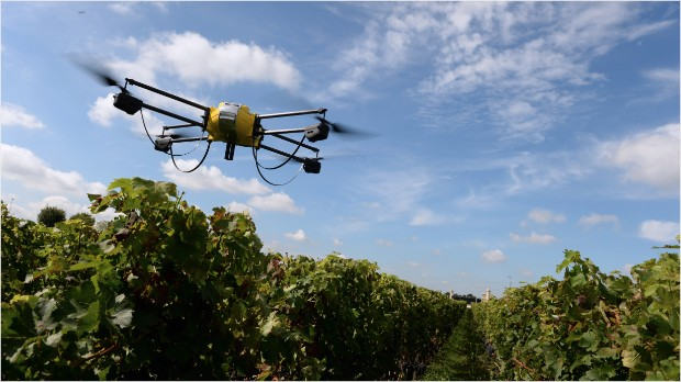 Drones are almost crashing into planes